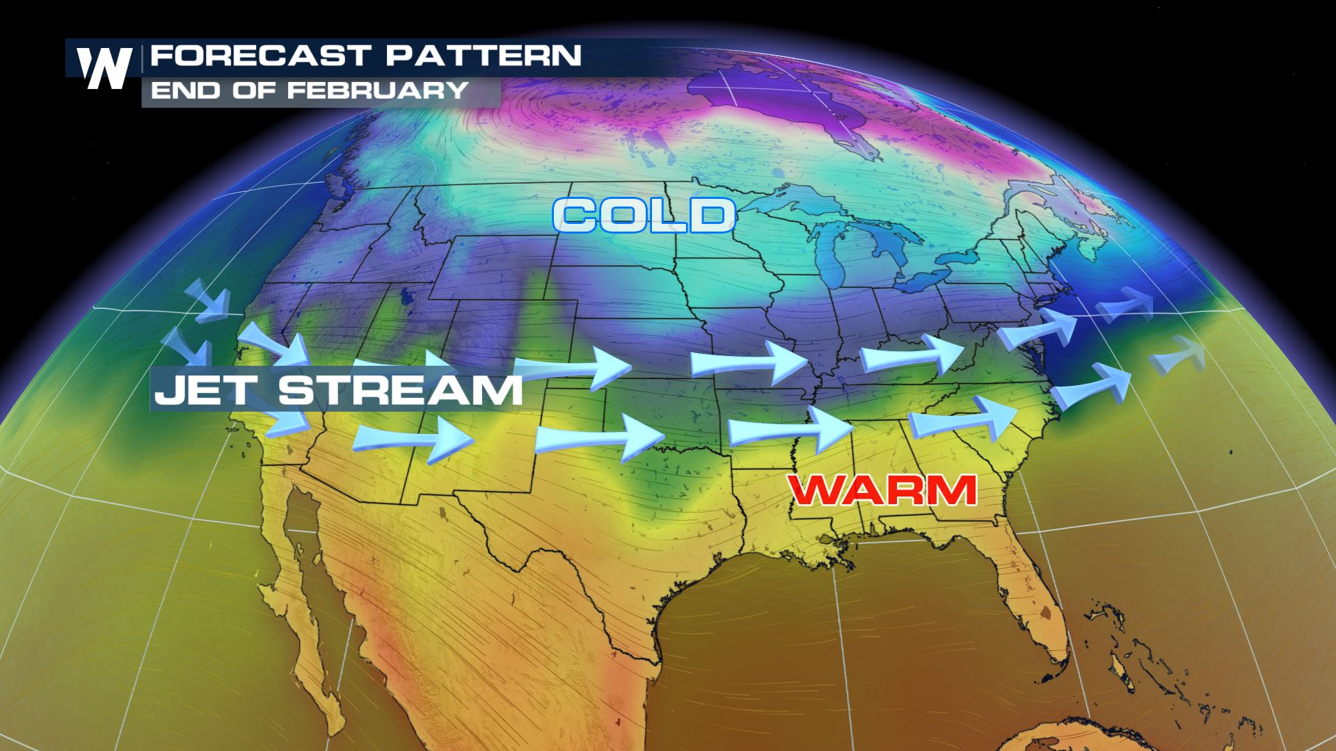 As March Begins, Temps Won\'t Change Much Across U.S. ...