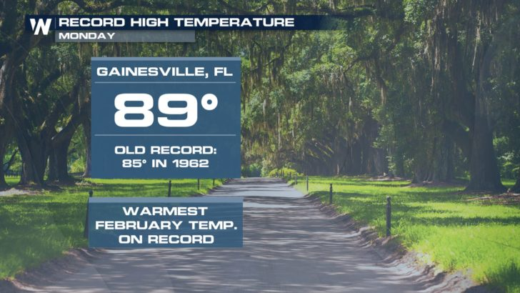 Here's Where the Heat Is on (Hint: It's Florida)