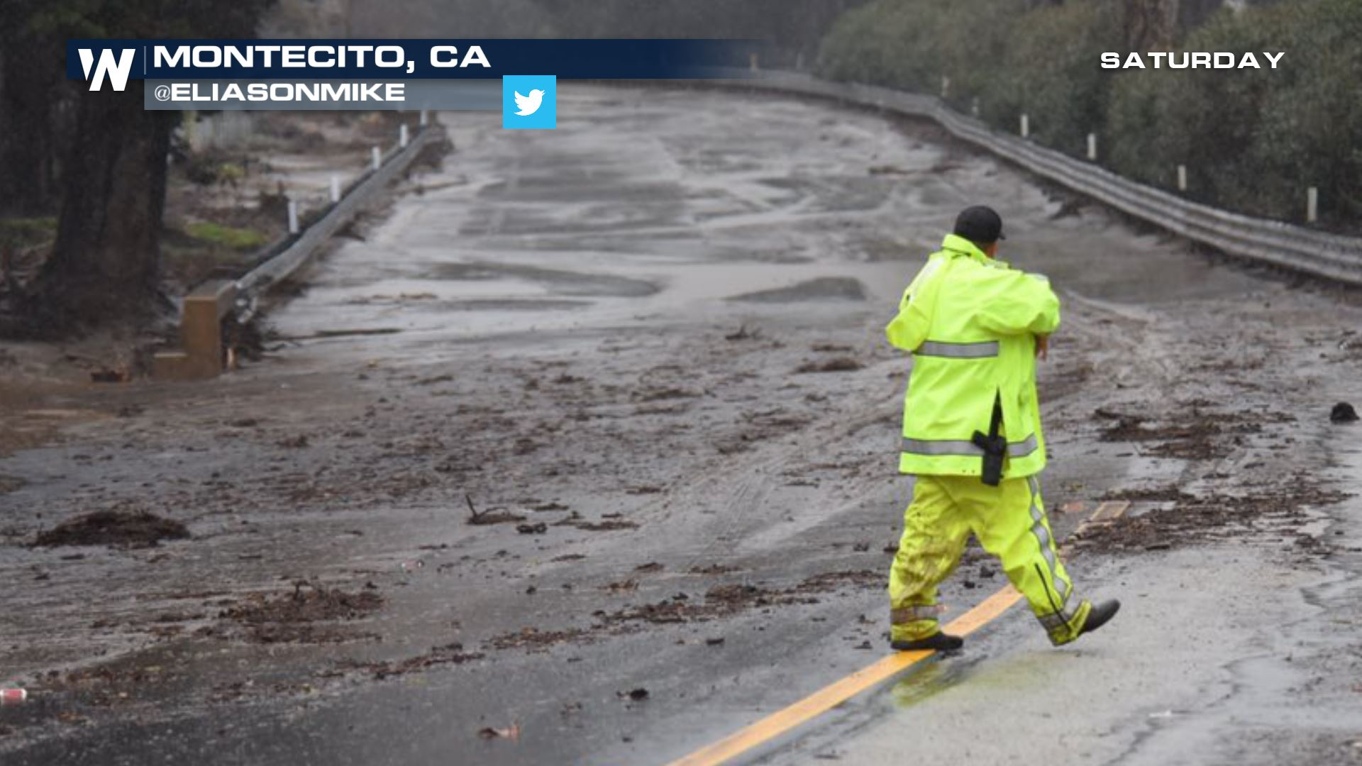 Flash Flooding in Southern California