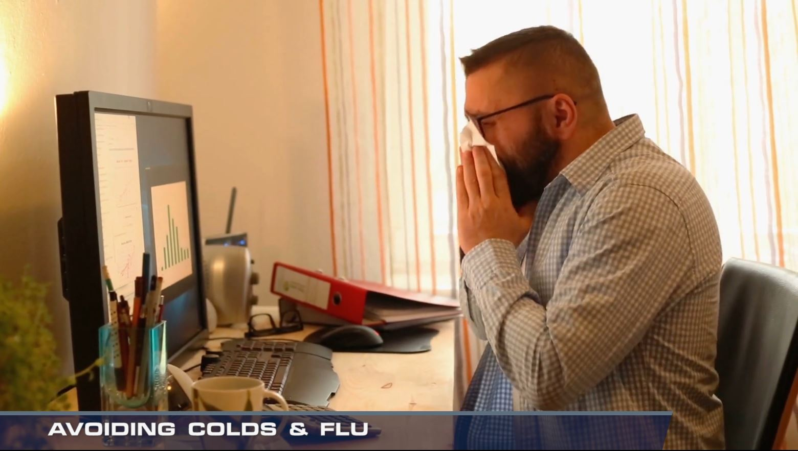 VIDEO: Fighting off the Cold and Flu