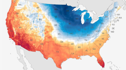 Putting the Midwest's Late January Record Cold in Perspective