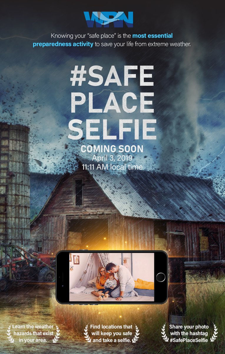 You Have One Week To Find Your Safe Place
