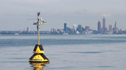 'Smart' buoys and NOAA models Help Cleveland with More than Weather