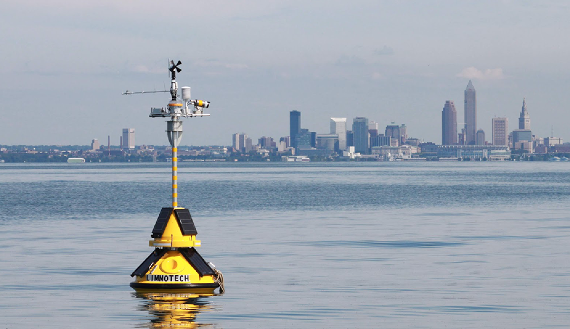 Smart' buoys and NOAA models Help Cleveland with More than