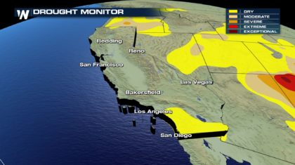 California Drought Free for First Time Since 2011