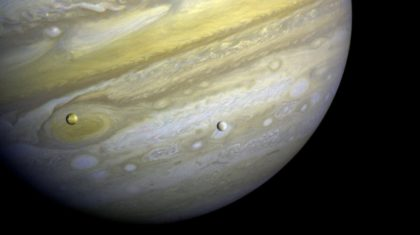 40 Years Ago: Voyager 1 Explores Jupiter