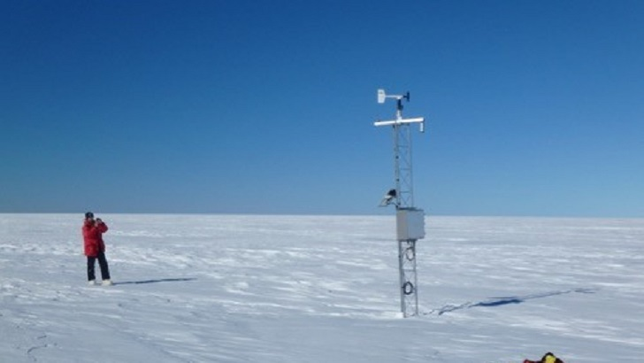 Decoding Extreme Weather at the Poles