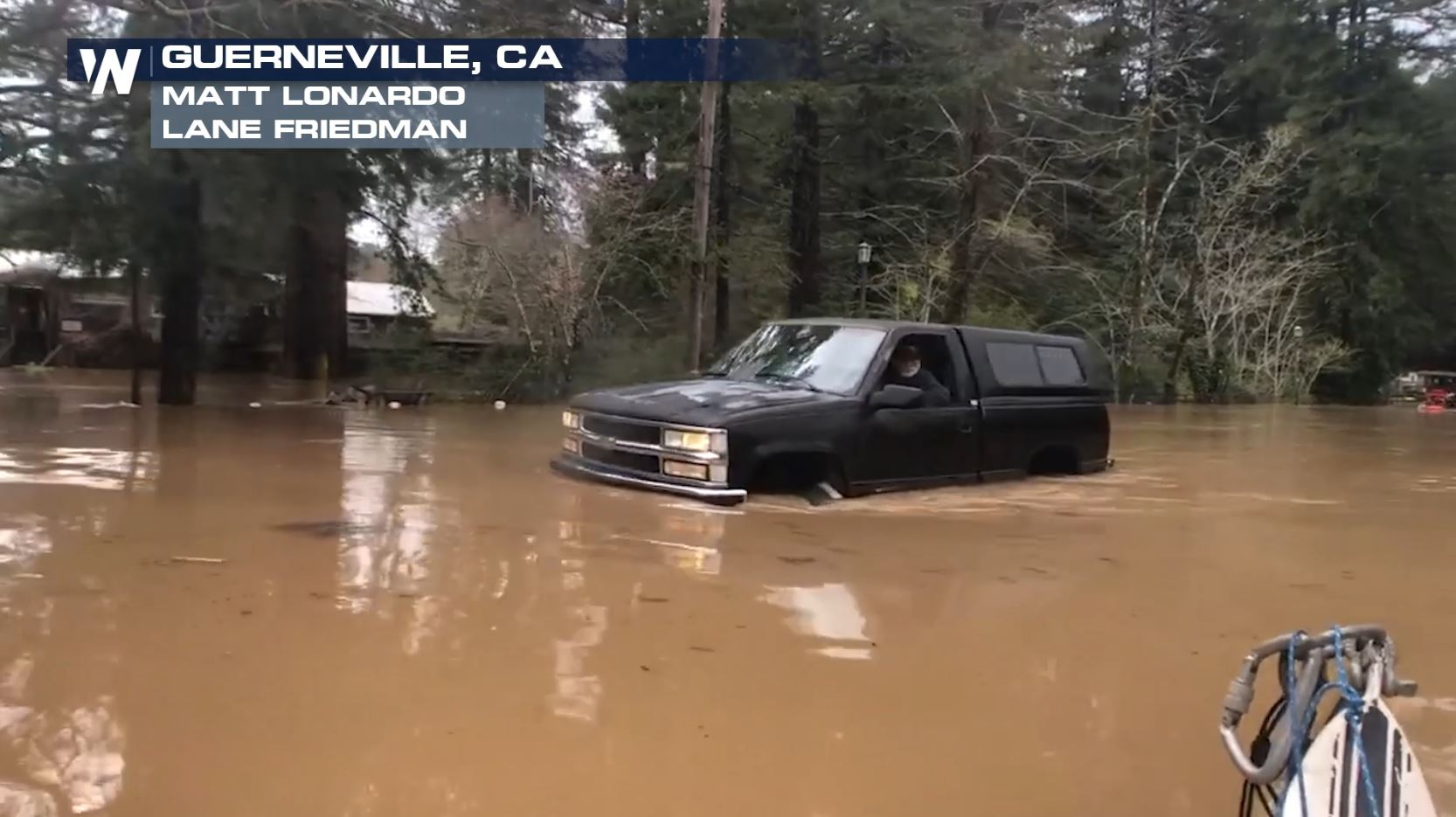 Guerneville on Road to Recovery After Devastating Floods