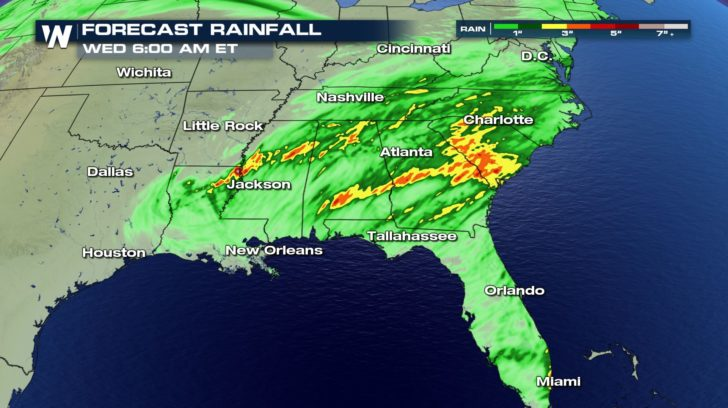 Severe Weather Threat for Tuesday - WeatherNation