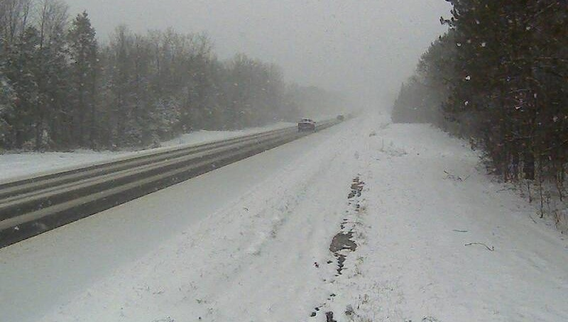 Heavy Snow Continues in Northern New England