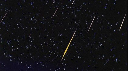 Lyrid Meteor Showers Peaking Sunday Night
