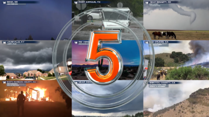 WATCH: Top 5 Videos of the Week
