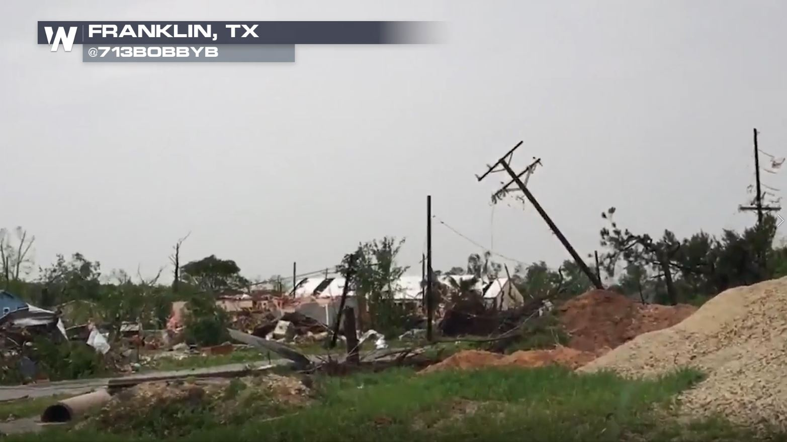 Deadly Severe Storms Strike the South