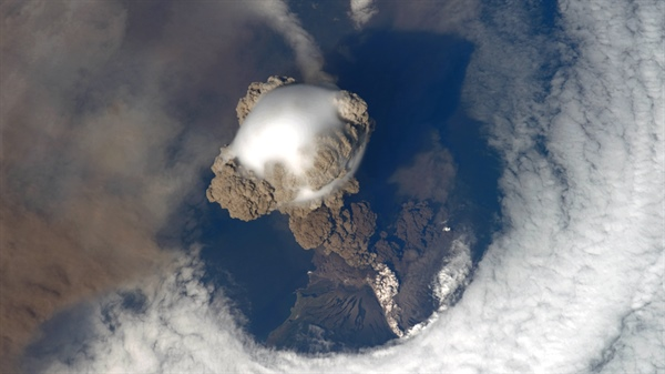Can Volcanic Eruptions Affect Hurricane Activity?