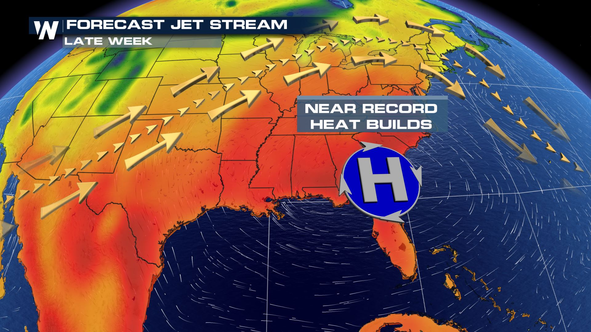 2046c4e0d45cf Robust Pattern Brings Record Heat   Snowy Weather - WeatherNation