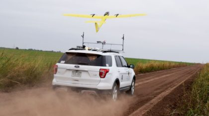 Researchers Test Unmanned Aircraft for Measuring the Lower Atmosphere