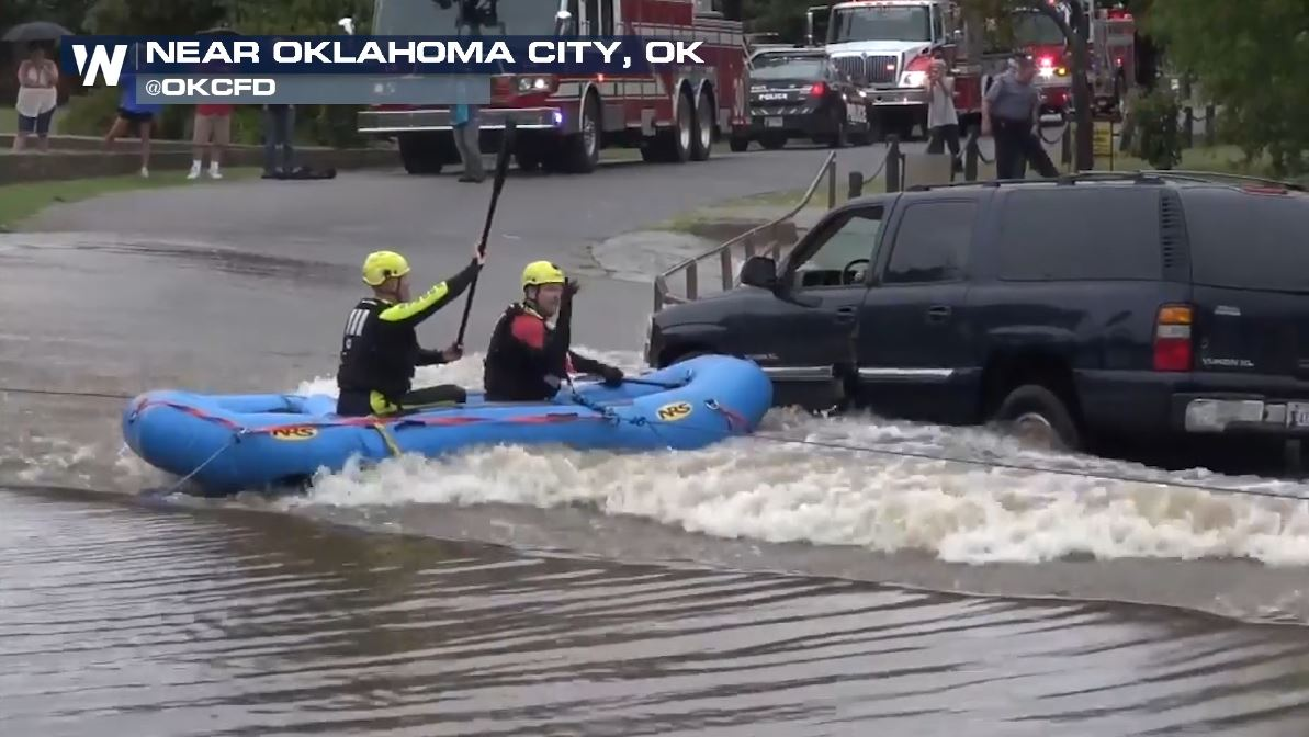 Flash Flooding: Know What To Do