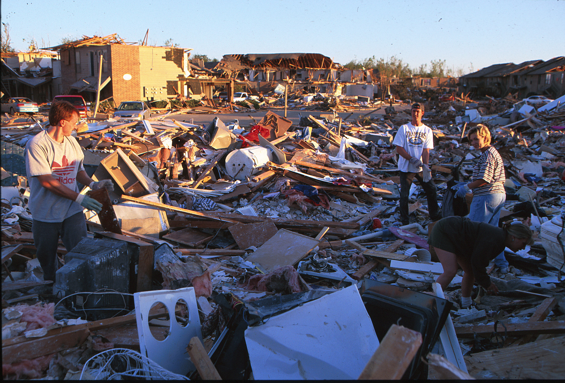 e0c92c8918d58 20th Anniversary of the Oklahoma and Kansas Tornado Outbreak ...