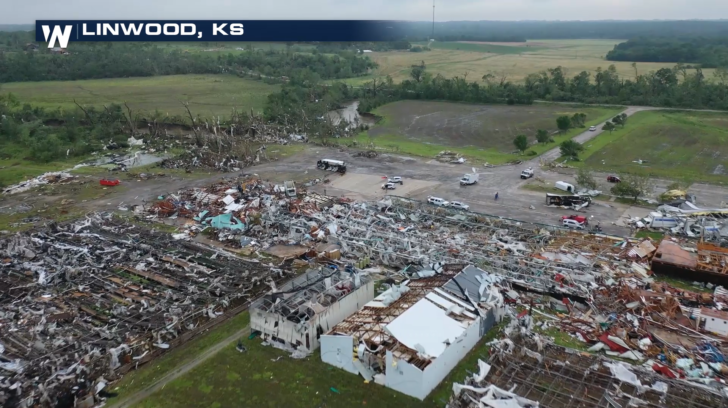 2nd And 3rd Violent Tornadoes Of 2019 Weathernation