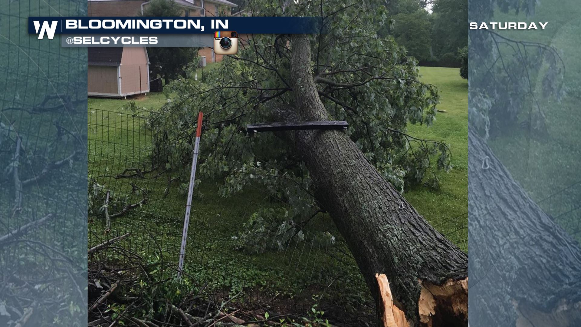 Several States With Confirmed Tornadoes Saturday