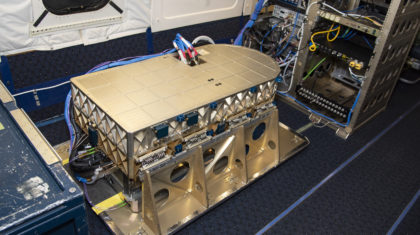 NASA Testing Airborne Lasers To Touch The Wind