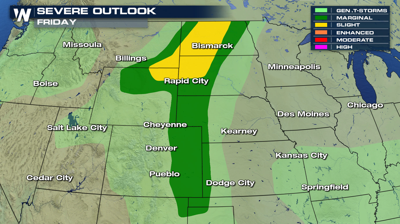 Severe Weather Threats Continue This Week - WeatherNation
