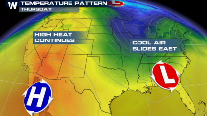 Another Day of Dangerous Heat in the Southwest