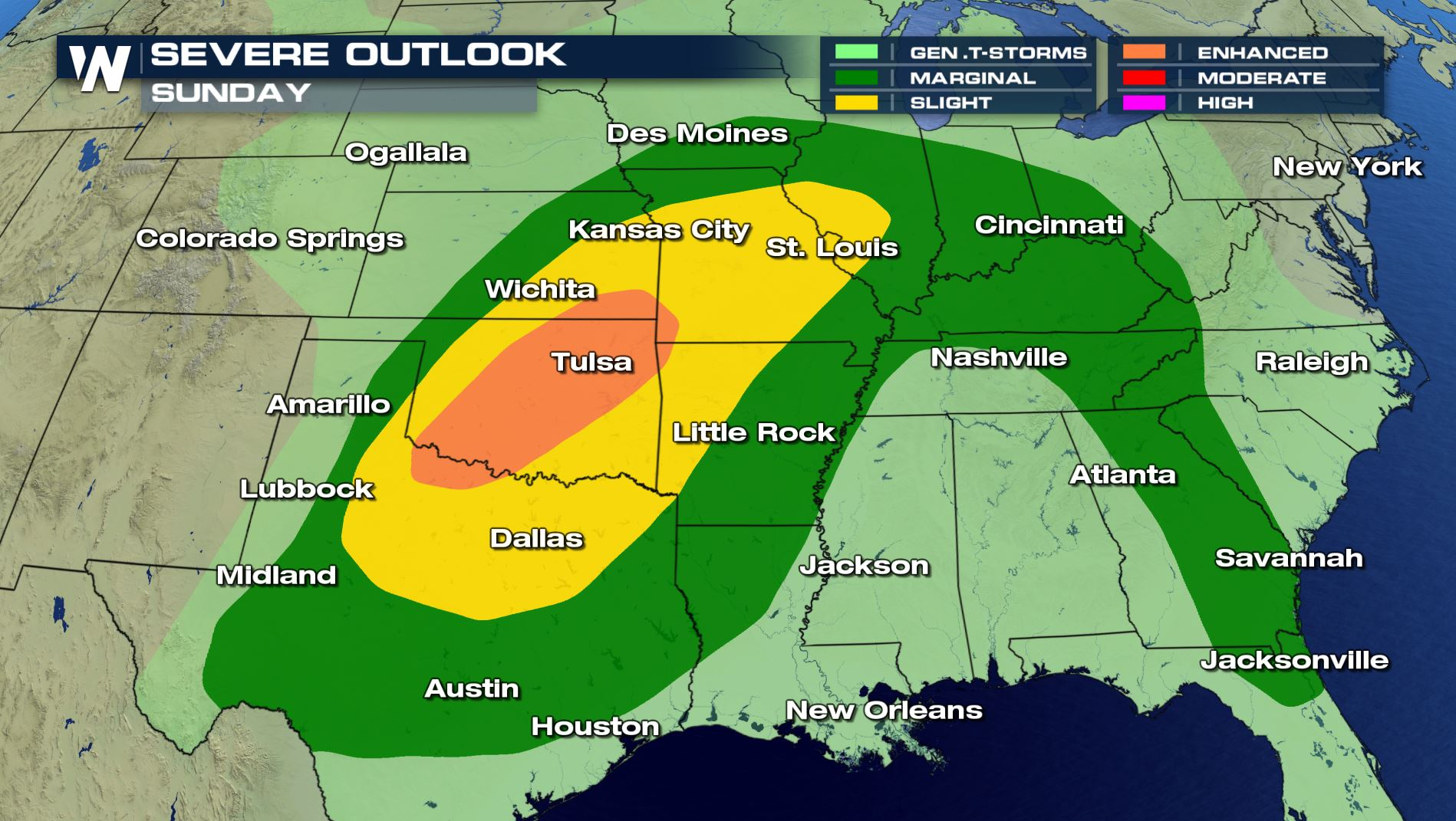 Friday's Severe Storms Turn Deadly - WeatherNation