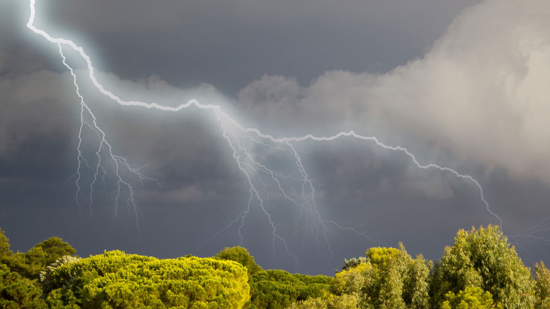 Lightning Safety - Reducing Your Risk When Shelter Isn't Available