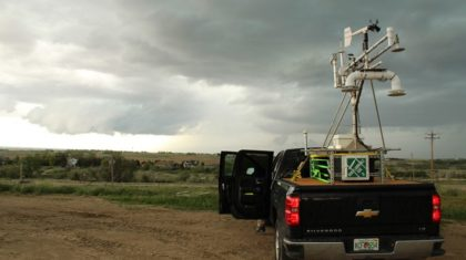 TORUS Severe Weather Research Project Expects Groundbreaking Results