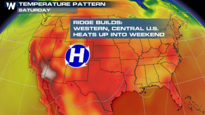 Heat Alerts in the South and Southwest