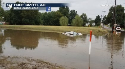 Deadly Flooding Threat Continues For Central Plains