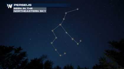 Eyes on the Sky: Perseid Meteor Shower