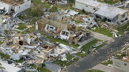The 2004 Atlantic Hurricane Season: A Look Back from Above