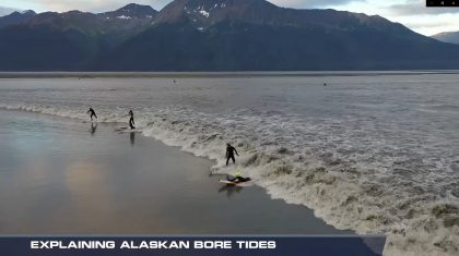 What Is An Alaska Bore Tide?