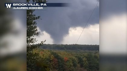 1 Year Ago: Tornado Outbreak in Pennsylvania