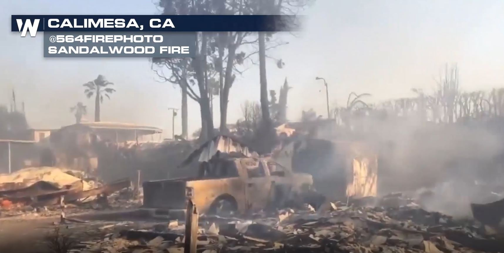 Wildfires Explode in Southern California