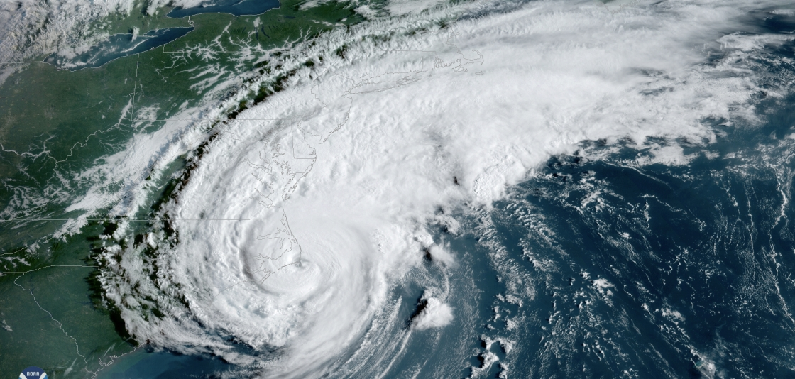 September Climate Recap - Storms and Heat
