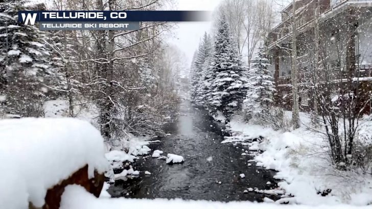 More Snow & Cold for the Front Range and High Plains