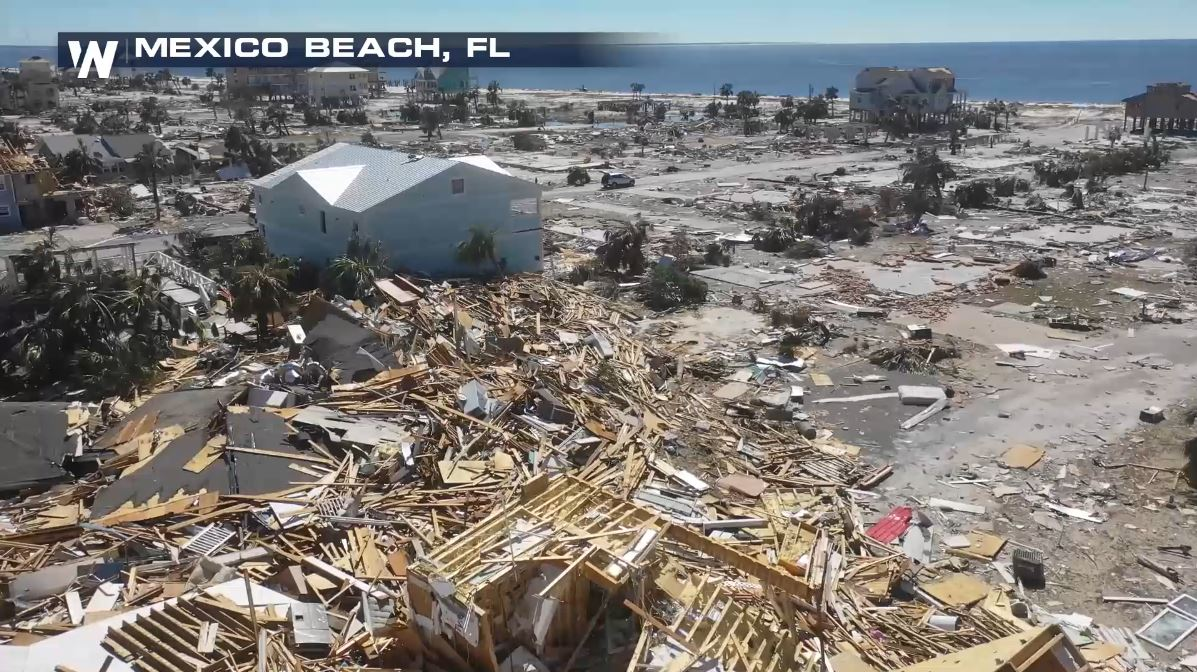 From Michael to Sandy: Notable Late Season Tropical Systems