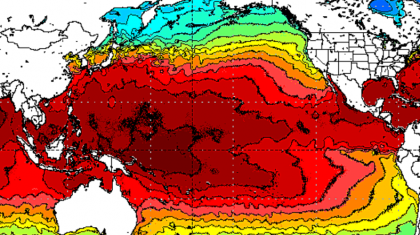 October El Nino Update: Fright Night Edition