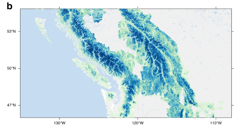 Researchers Use Satellite Data to Calculate Snow Depth in ... on