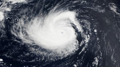 A Look at Hurricane Edouard's Rapidly Intensification from 2014