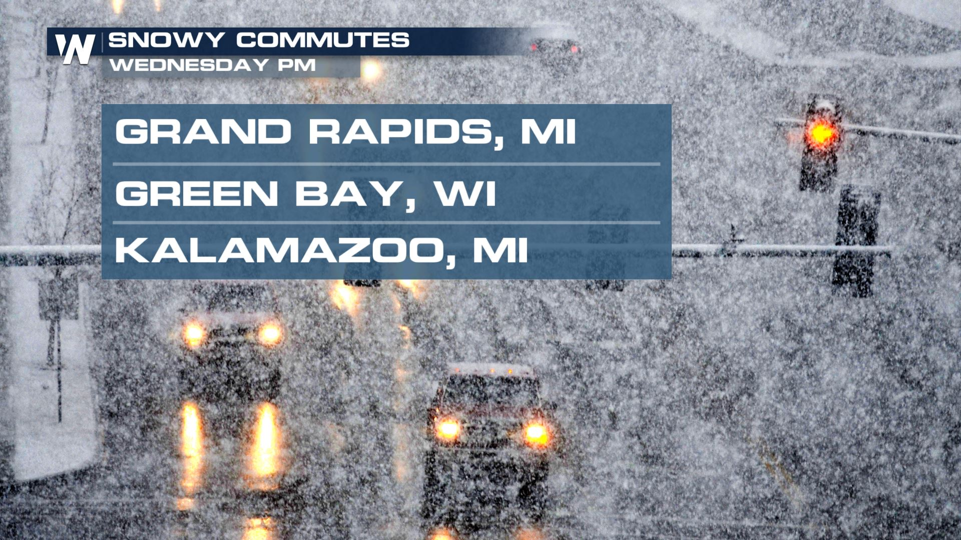 Heavy Snow for Parts of the Midwest and Great Lakes