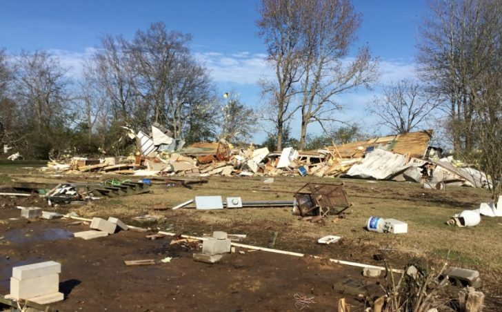 At Least Five Tornadoes Confirmed Tuesday Night and Wednesday Morning