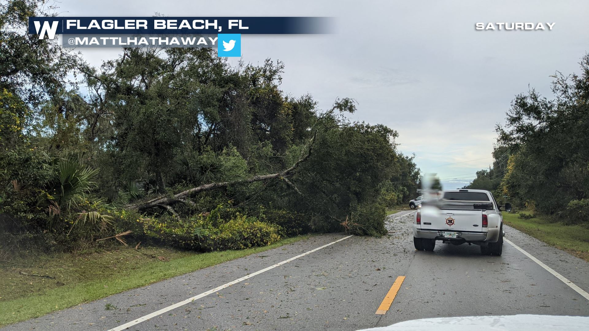 Multiple Tornadoes Hit Florida Early Saturday