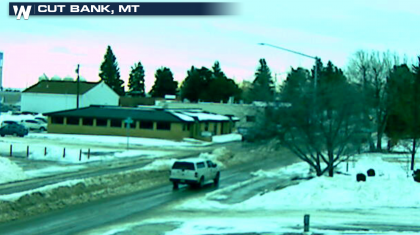 Wind and Freezing Drizzle Creating Travel Issues in the Northwest
