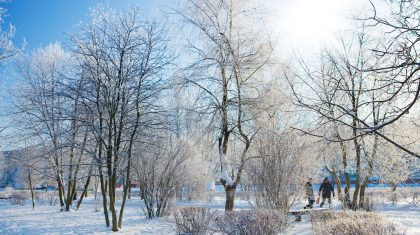 Hartford, Connecticut Off to its Snowiest Start to a Winter Season on Record