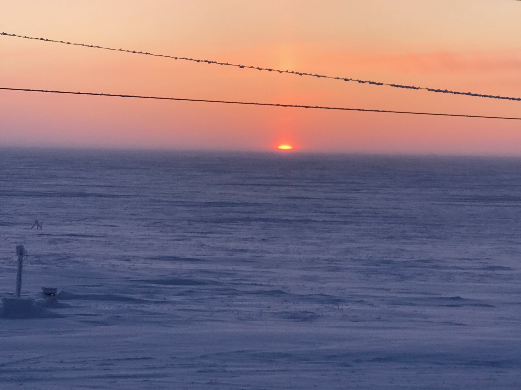 Utqiaġvik Sees First Sunrise in 66 Days