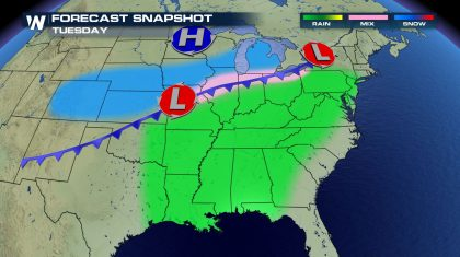 Big storm next week could produce severe weather